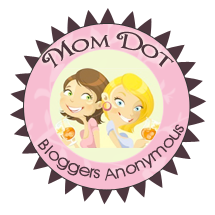 MomDot Bloggers Anonymous Award
