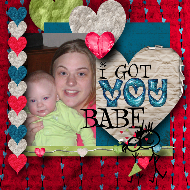 Crafts With Andrea: Digital Scrapbooking Part 4