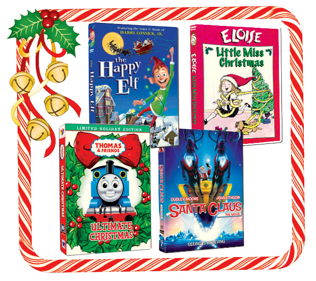 Christmas DVD Bundle! GIVEAWAY closed
