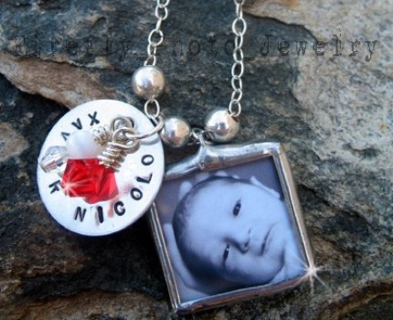 Feature Boutique:  Firefly Photo Jewelry