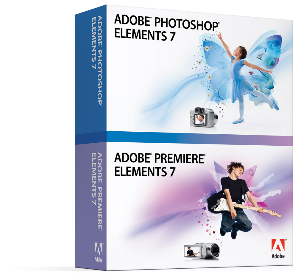 Adobe Photoshop and Premiere Elements Giveaway $149 CLOSED