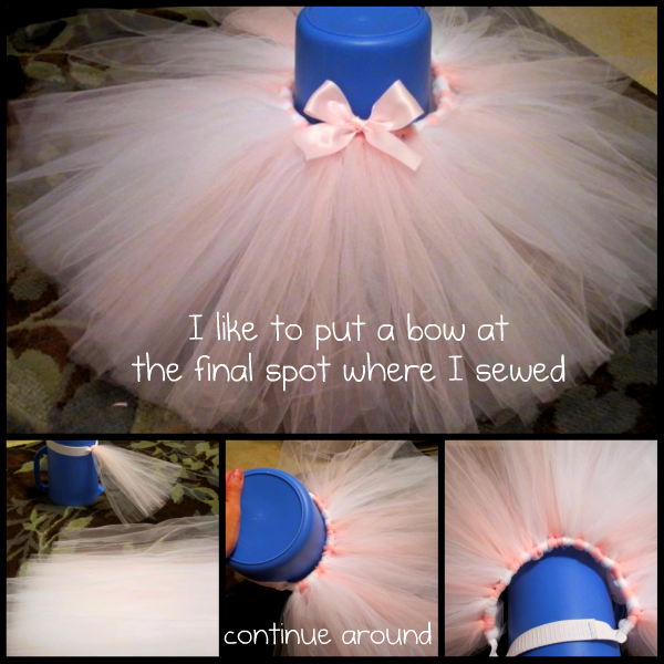How to make a Tutu – easy DIY Tutorial