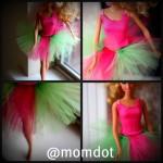 How to make a tutu for your Barbie