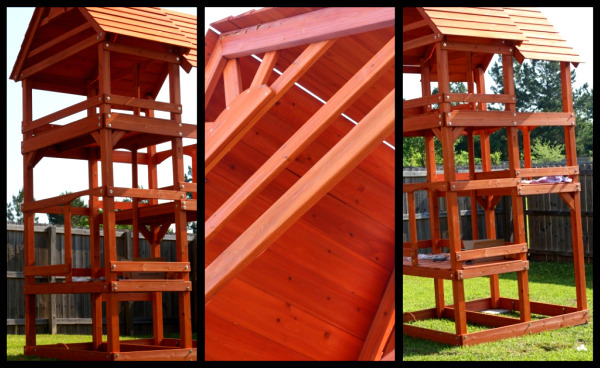 big backyard playset instructions
