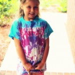 How to Tie Dye a shirt (fun Craft project!)