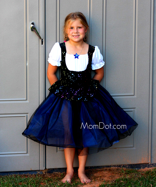 Witches Broom Diy With Tulle