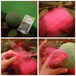 How to make a Tulle Wand