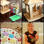 Fun Springtime Craft for you and your little one!