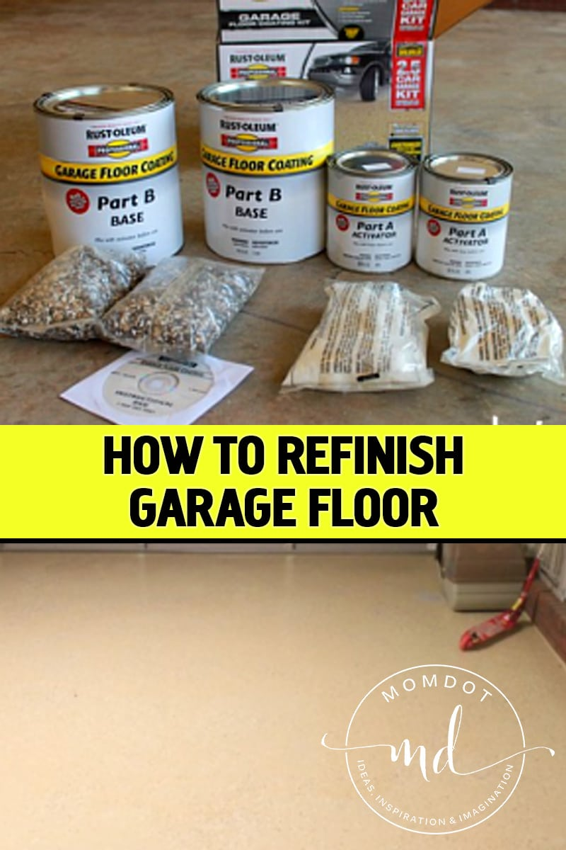 How much does it cost to epoxy a car garage