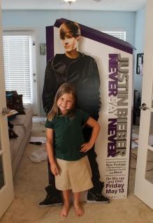 Win Justin Biebers Autograph Here!