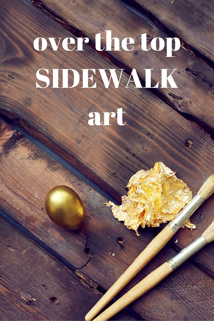 Amazing Sidewalk Art