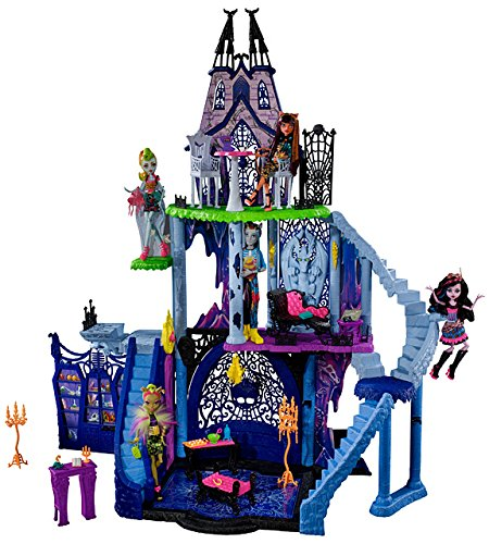 5 Monster High Play Sets your MH fan will love to own!