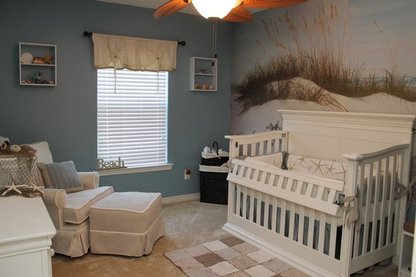 Chase Baby Blueprint Challenge Nursery Reveal