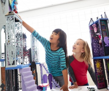 5 Monster High Play Sets you should Own