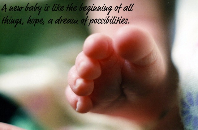 Baby Picture Quotes