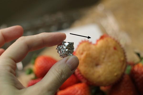 A little cupcake tip