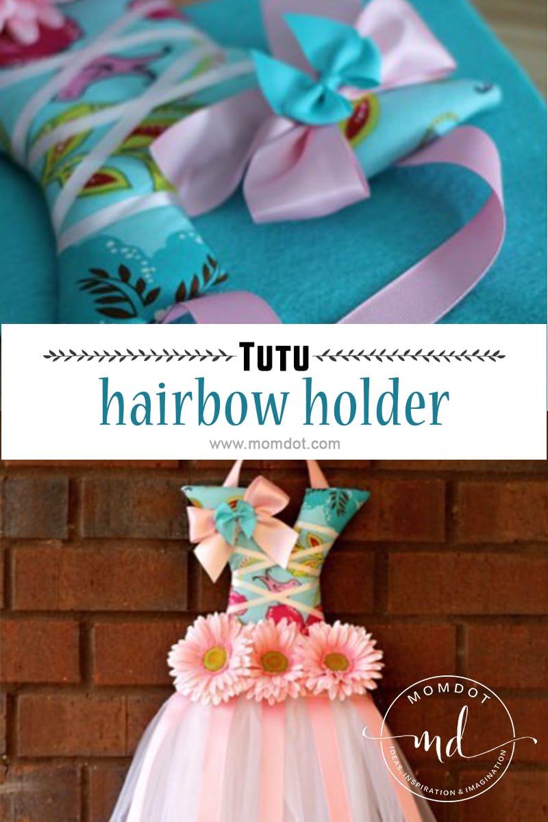 Tutu Hairbow Holder Instructions