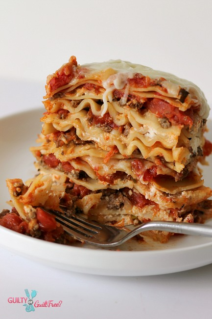 Carrabba's CopyCat Lasagna