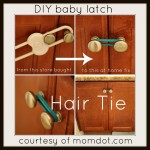 DIY at Home Baby Lock