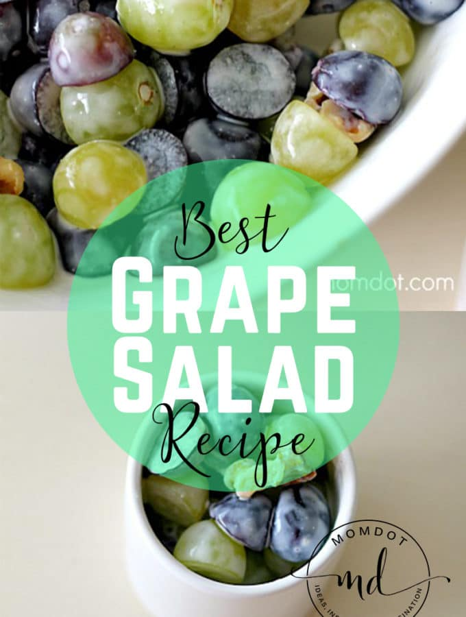 Best Grape Salad Recipe