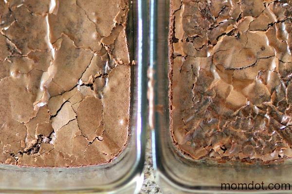 Java Chip Frappuchino And Ganache Brownies