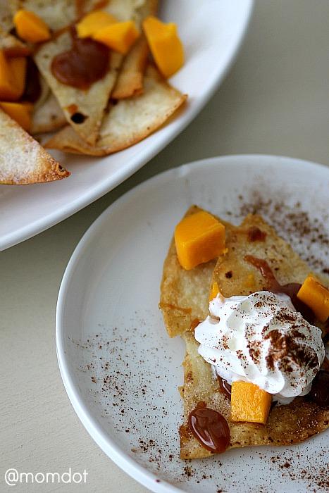 How to make Mango Nachos