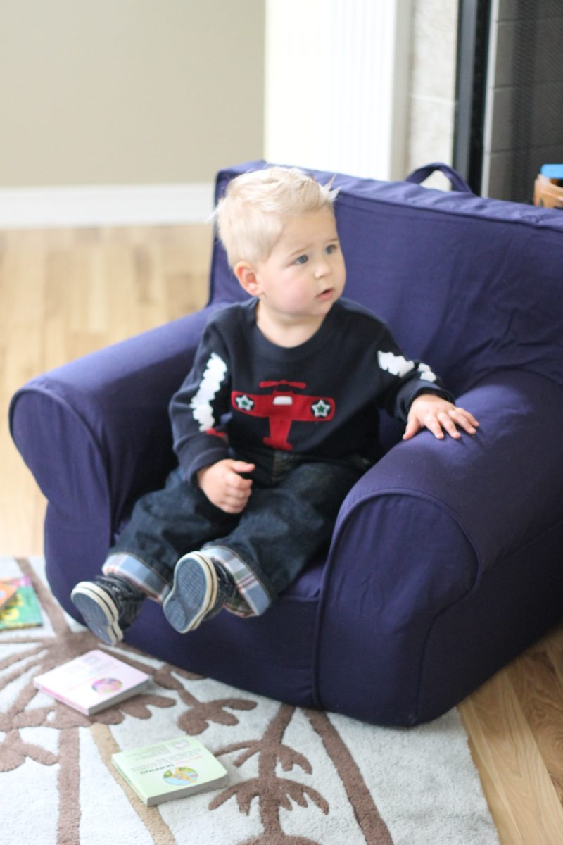 Pottery barn kids my first anywhere chair - Pottery Barn Blogger Reviews