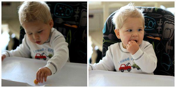 Easy Applesauce Toddler Bites, www.momdot.com