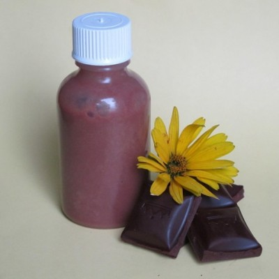 How to make a chocolate shampoo