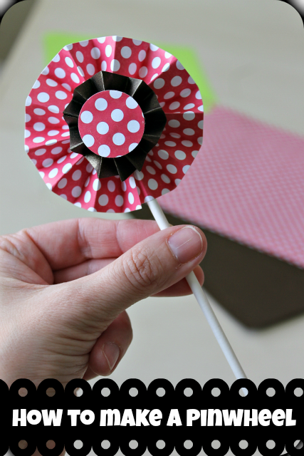 How To Make A Pinwheel Tutorial Easy Diy Instructions