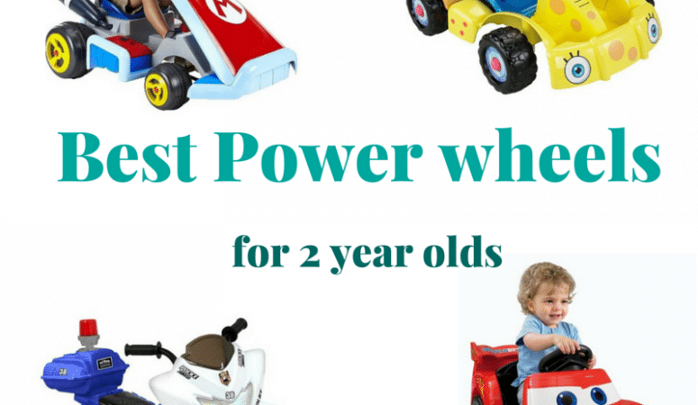 How to pick a Power Wheel for a young Child