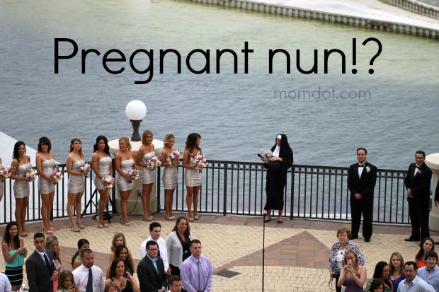 pregnant-nun