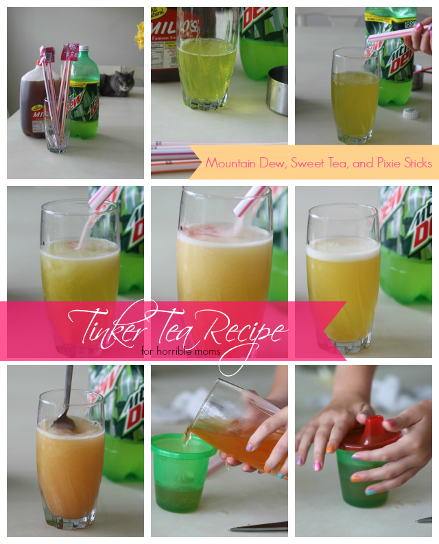 Tinker Tea Recipe