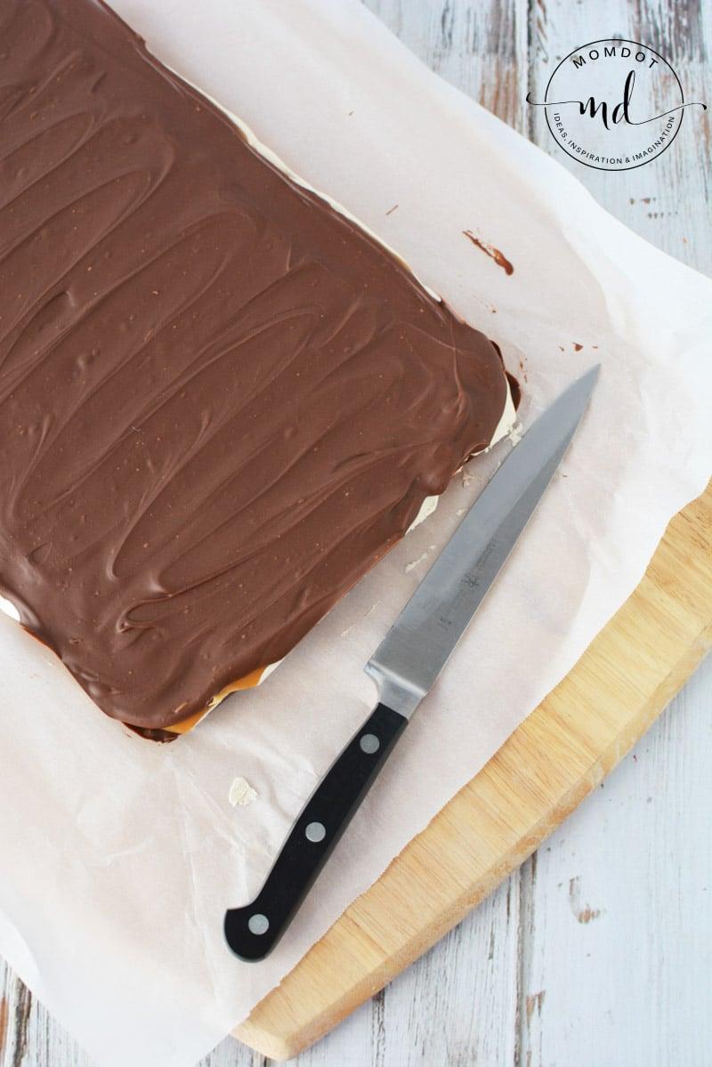 Homemade Snickers Bar Recipe