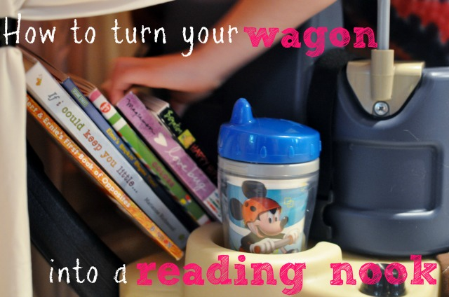 Reading Nook Repurpose your wago