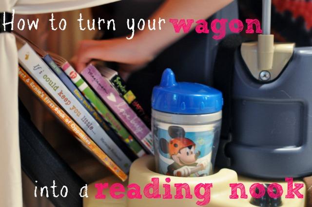Reading Nook Repurpose your wago
