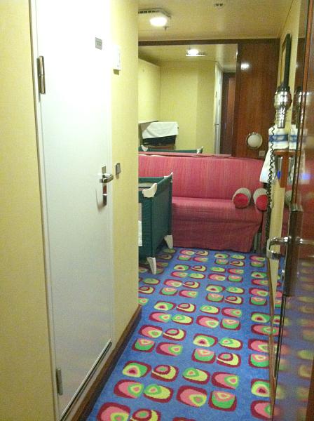 Norwegian Jewel 2 Bedroom Family Suite Review