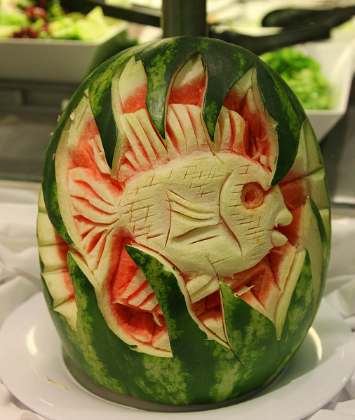 Watermelon Carving Designs…Amazing!