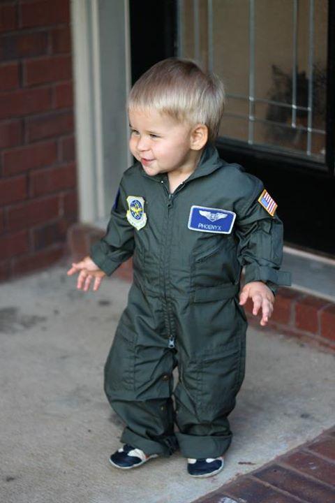 flight suit costume for kids