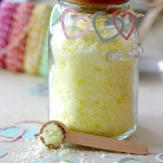 Sugar Scrub Recipe for Soft Kitchen Hands!