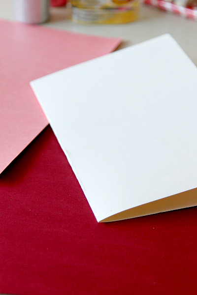 cardstock for crafting, DIY Valentines day cards for grandma