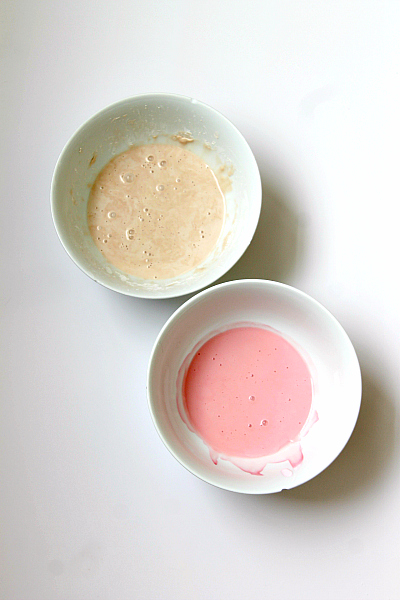 DIY Kitchen Quicksand Kids activity, easy household ingredients