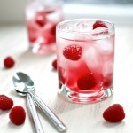 Cran-Raspberry Spritzer Recipe: Valentines Day Drink!