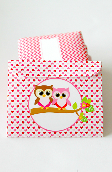Free Valentines Day Printable, Envelope Printable by www.momdot.com