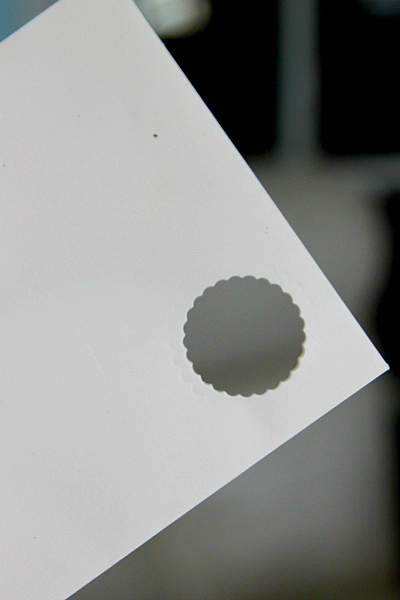 Create a DIY Envelope with an Adorable cut out, perfect for Valentines day or any special day. See more at www.momdot.com