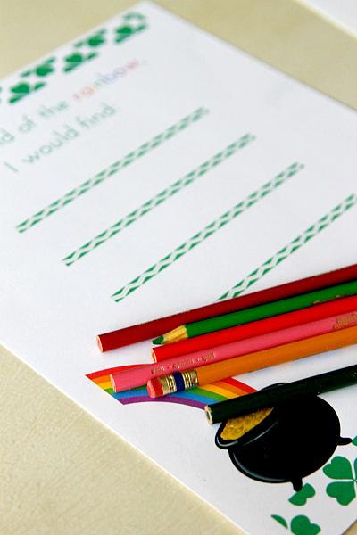 St. Patricks Day Free Printable Download