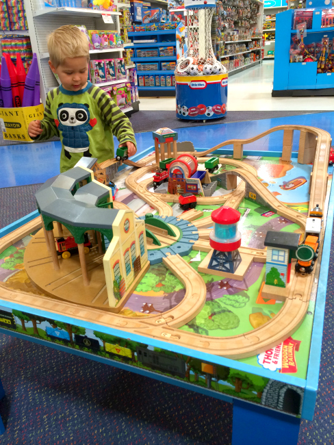 Buy Thomas & Friends™ to Earn Big Rewards!