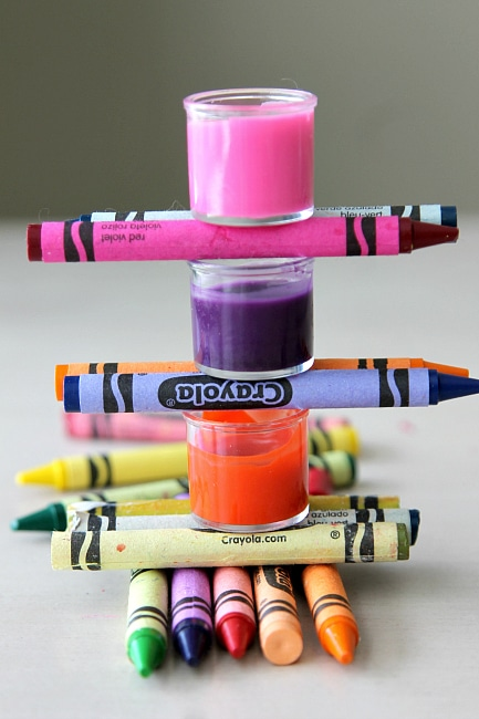 DIY 2 Ingredient Crayon Lip Gloss