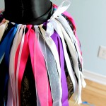 How to make a Ribbon Tutu