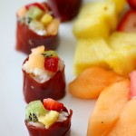 Skip Sushi – Make Frushi!